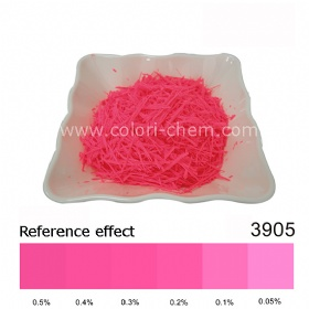 Candle Raw Material Fluorescent Pink Pigment